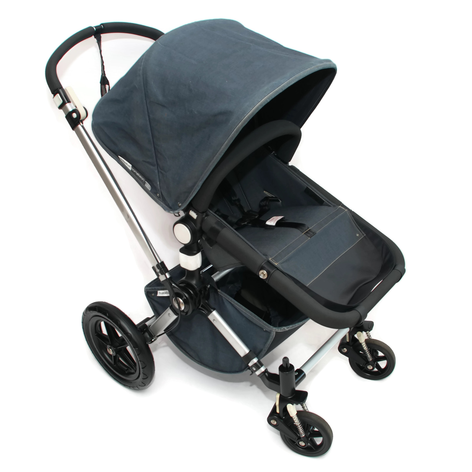 bugaboo cameleon 2 kinderwagen komplett denim 107 special limited edition jeans 8717447030010 ebay. Black Bedroom Furniture Sets. Home Design Ideas