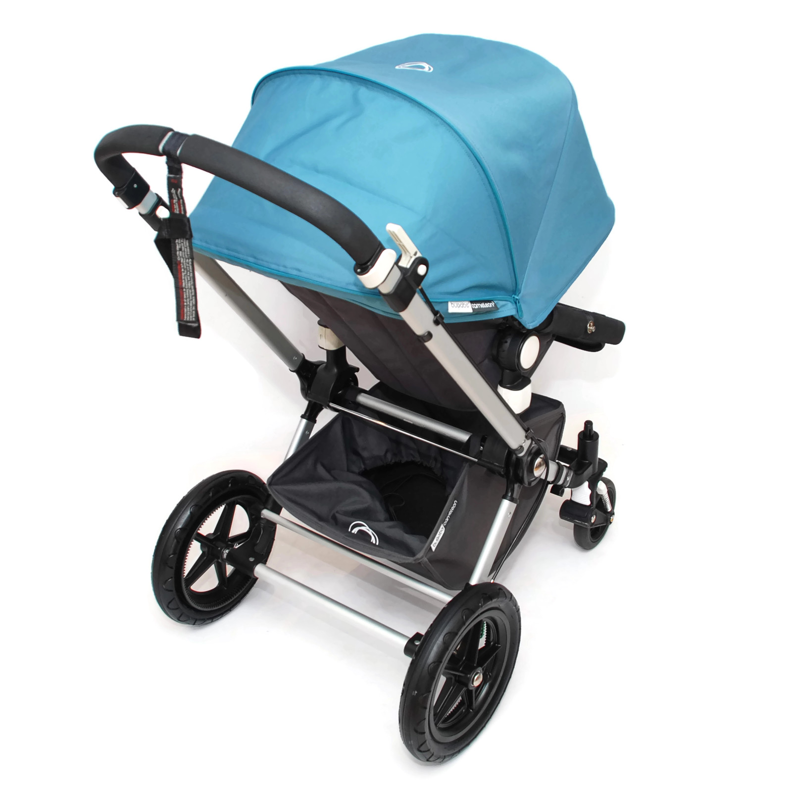 bugaboo cameleon 2 kinderwagen komplett mit cam3 petrol blue blau set. Black Bedroom Furniture Sets. Home Design Ideas