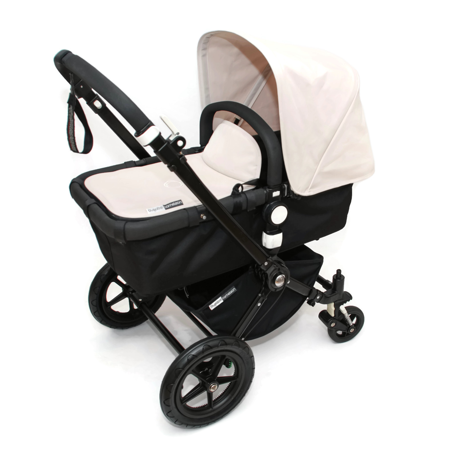 how to close a bugaboo cameleon