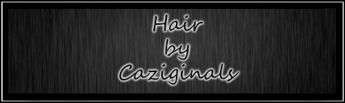 Caziginal's Hair Products